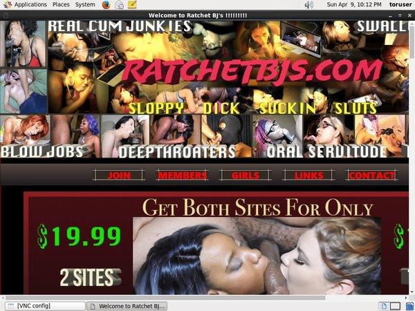 Paypal For Ratchet BJs
