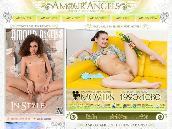 Amour Angels Centrobill