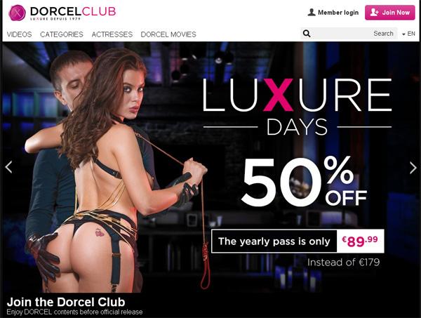 Dorcel Club Pornhub