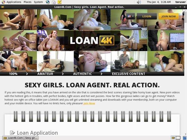 Loan4kpassword