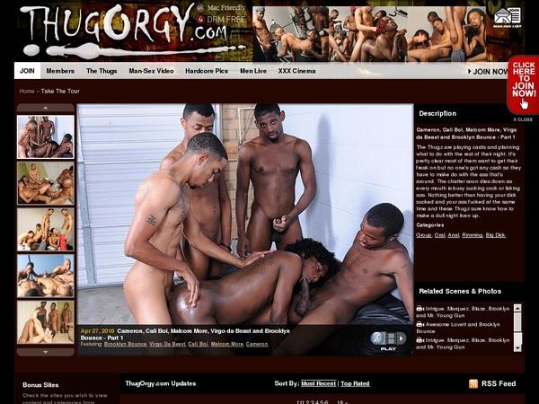 Thug Orgy Video Hd