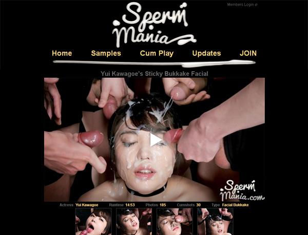 Spermmania.com Using Pay Pal